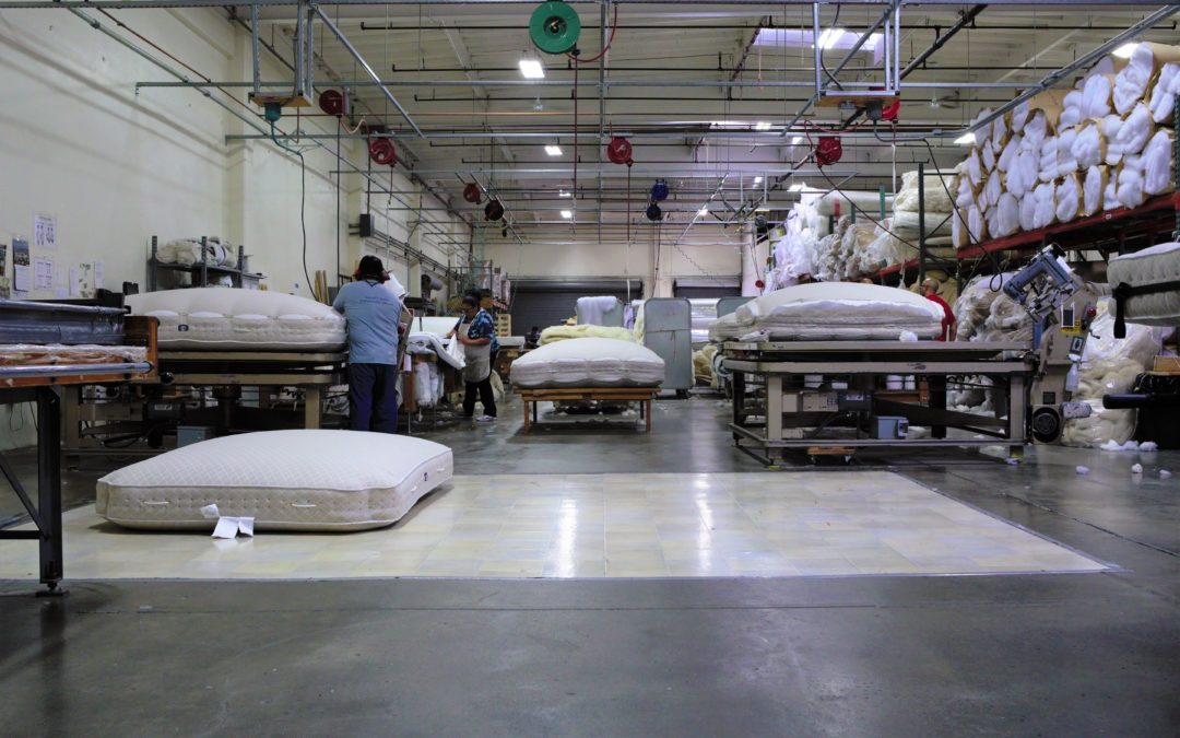 Company Spotlight: McRoskey Mattress Co.
