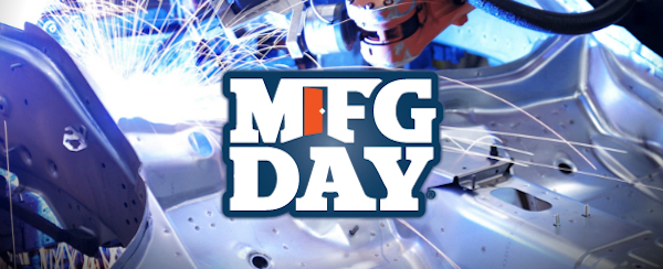 Celebrate MFG Day on October 6th
